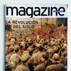 Coleccionismo Periódico La Vanguardia: LOTE DE 4 REVISTAS. MAGAZINE LA VANGUARDIA.. Lote 177008869