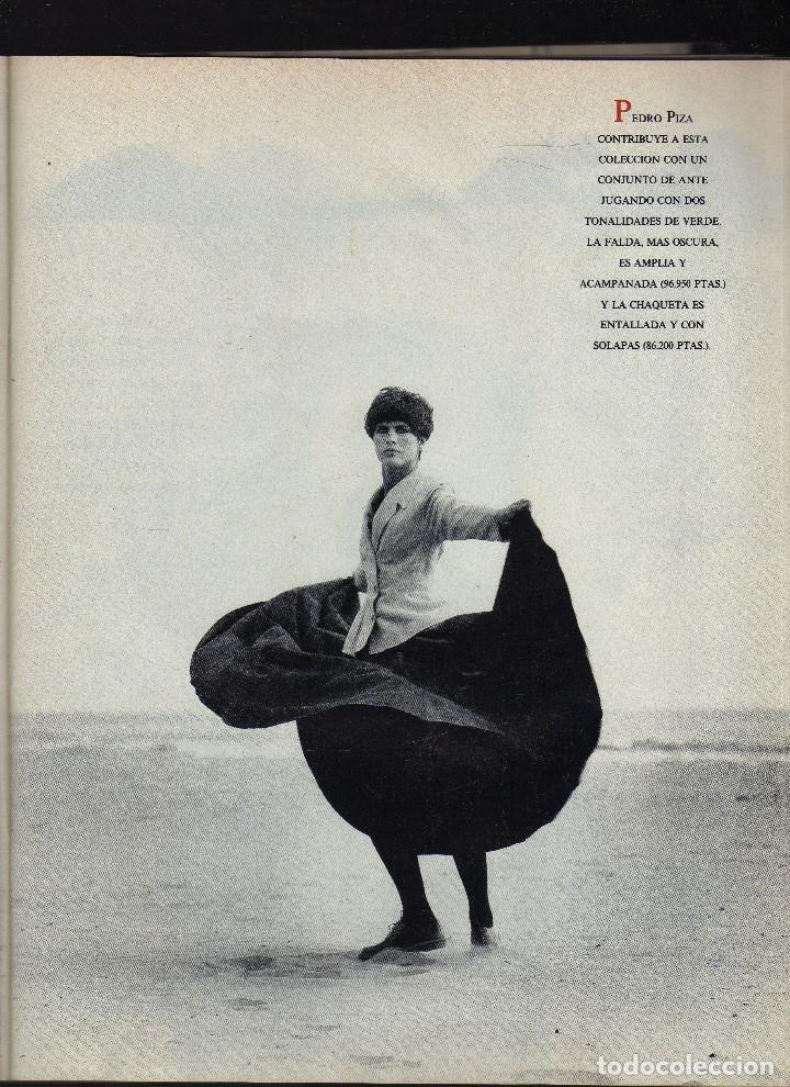 Coleccionismo Periódico La Vanguardia: LA VANGUARDIA MUJER · noviembre,1989 · PESO: 195 GRAMOS · En portada: Aitana Sánchez-Gijón - Foto 3 - 177194254