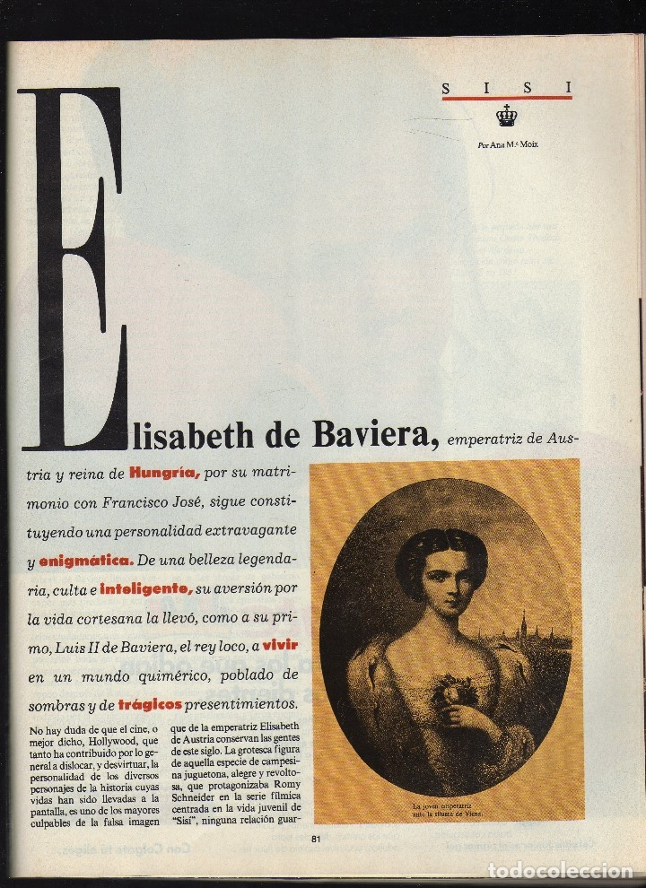 Coleccionismo Periódico La Vanguardia: LA VANGUARDIA MUJER · noviembre,1989 · PESO: 195 GRAMOS · En portada: Aitana Sánchez-Gijón - Foto 5 - 177194254