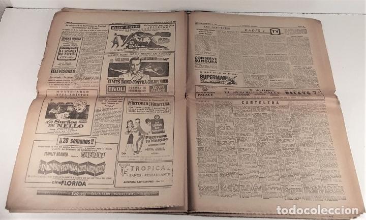 Coleccionismo Periódico La Vanguardia: LA VANGUARDIA ESPAÑOLA. 4 EJEMPLARES. MÀRIUS CAROL. BARCELONA. 1965/66. - Foto 8 - 181721007