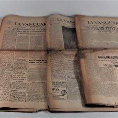 Coleccionismo Periódico La Vanguardia: LA VANGUARDIA ESPAÑOLA. 4 EJEMPLARES. MÀRIUS CAROL. BARCELONA. 1965/66.. Lote 181721007
