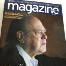 Coleccionismo Periódico La Vanguardia: MAGAZINE - LOS AÑOS DE PUJOL- NOV.2003. Lote 182055322