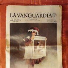 Coleccionismo Periódico La Vanguardia: LA VANGUARDIA 100 AÑOS. Lote 182766781