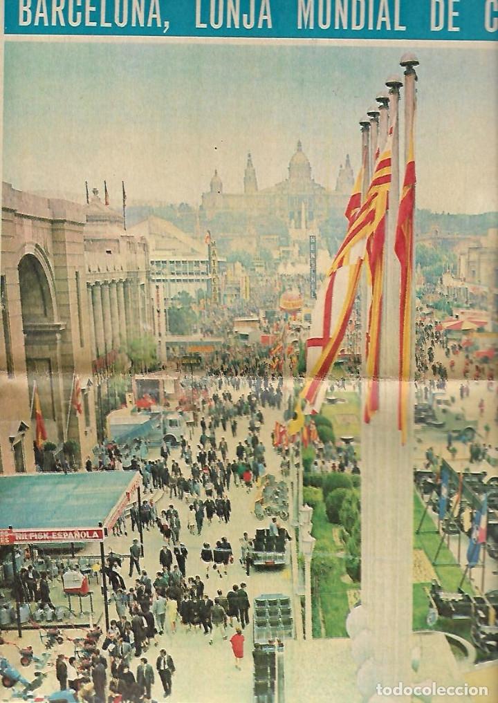 Coleccionismo Periódico La Vanguardia: AÑO 1966 FERIA MUESTRAS BARCELONA REUS GIRONA LLEIDA FIESTAS POPULARES PUIGCERDA VILAFRANCA PENEDES - Foto 3 - 10685594