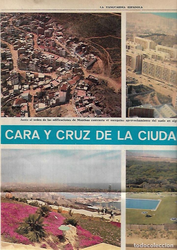 Coleccionismo Periódico La Vanguardia: AÑO 1967 EL HOY DE BARCELONA Y EL MAÑANA METRO PUBLICIDAD FLOID YOGUR RAM RELOJ OMEGA ZARZUELA RIBAS - Foto 3 - 10686902