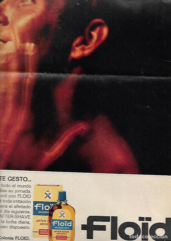 Coleccionismo Periódico La Vanguardia: AÑO 1967 EL HOY DE BARCELONA Y EL MAÑANA METRO PUBLICIDAD FLOID YOGUR RAM RELOJ OMEGA ZARZUELA RIBAS - Foto 6 - 10686902