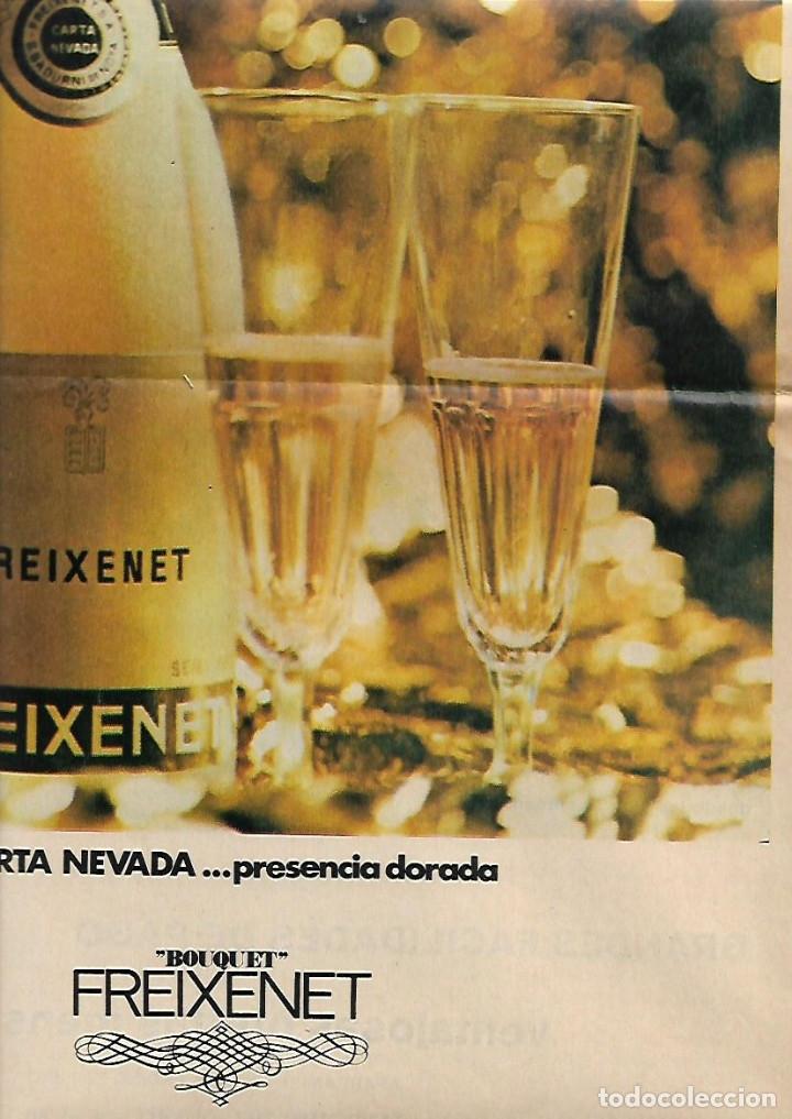 Coleccionismo Periódico La Vanguardia: 1968 HOGARHOTEL HOSTELERIA COCINA VINO SITJES PUBLICIDAD FREIXENET FERNET BRANCA JOHNNIE WALKER - Foto 6 - 10687348