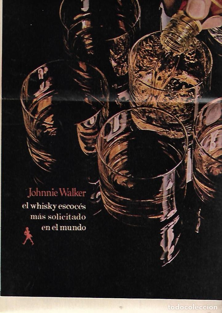 Coleccionismo Periódico La Vanguardia: 1968 HOGARHOTEL HOSTELERIA COCINA VINO SITJES PUBLICIDAD FREIXENET FERNET BRANCA JOHNNIE WALKER - Foto 7 - 10687348