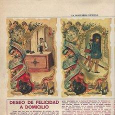 Coleccionismo Periódico La Vanguardia: AÑO 1967 ESPECIAL NAVIDAD HISTORIA FELICITACION CHRISTMAS CODORNIU FREIXENET CARLOS III NESTLE PUBLI. Lote 10713575
