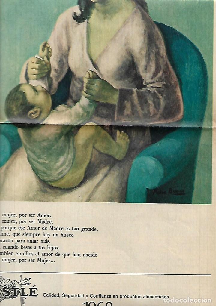 Coleccionismo Periódico La Vanguardia: AÑO 1967 ESPECIAL NAVIDAD HISTORIA FELICITACION CHRISTMAS CODORNIU FREIXENET CARLOS III NESTLE PUBLI - Foto 7 - 10713575