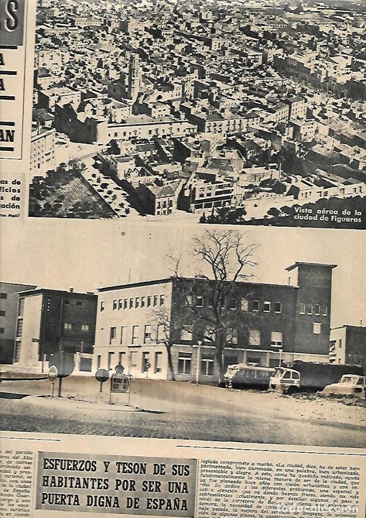 Coleccionismo Periódico La Vanguardia: AÑO 1965 ELS COLLEGATS OLOT FIGUERAS MONTSENY CERDANYA AMPOSTA PENISCOLA TURISMO DELTA EBRE - Foto 5 - 10713887