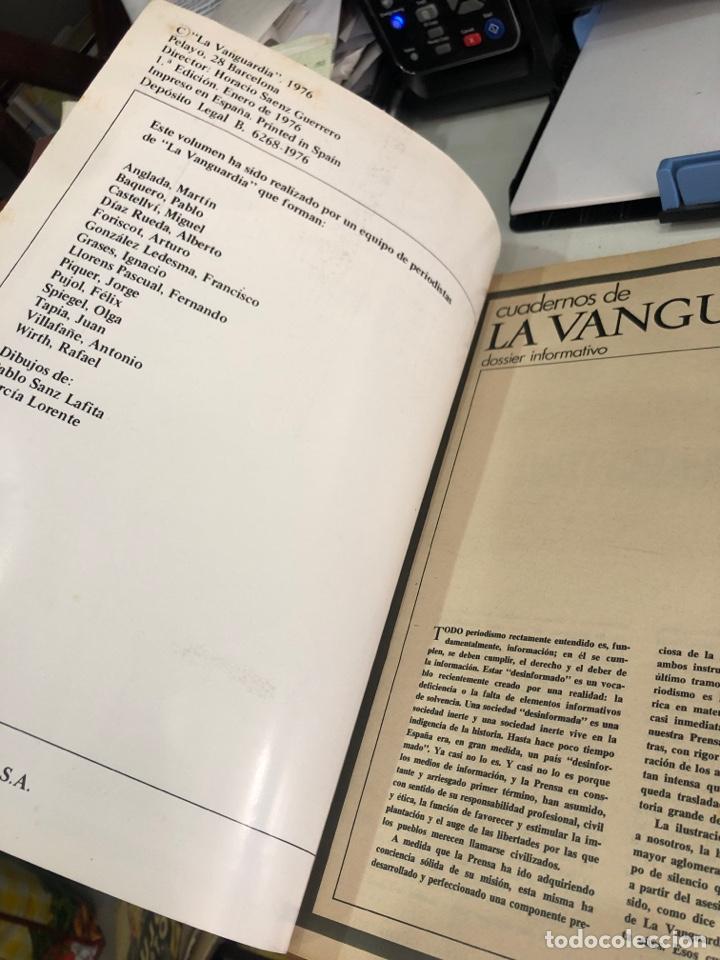 Coleccionismo Periódico La Vanguardia: Cuadernos de la vanguardia - Foto 2 - 187434068