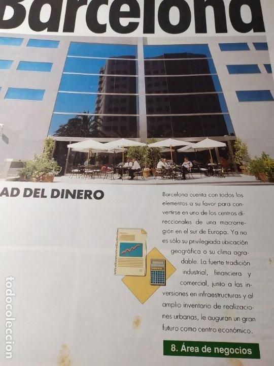 Coleccionismo Periódico La Vanguardia: LA BARCELONA DEL 92 - Imágenes de un cambio - Foto 6 - 190852607