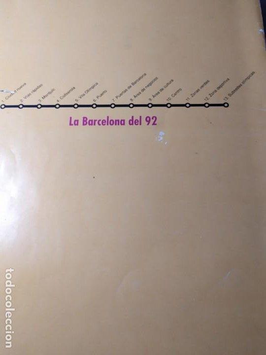 Coleccionismo Periódico La Vanguardia: LA BARCELONA DEL 92 - Imágenes de un cambio - Foto 8 - 190852607
