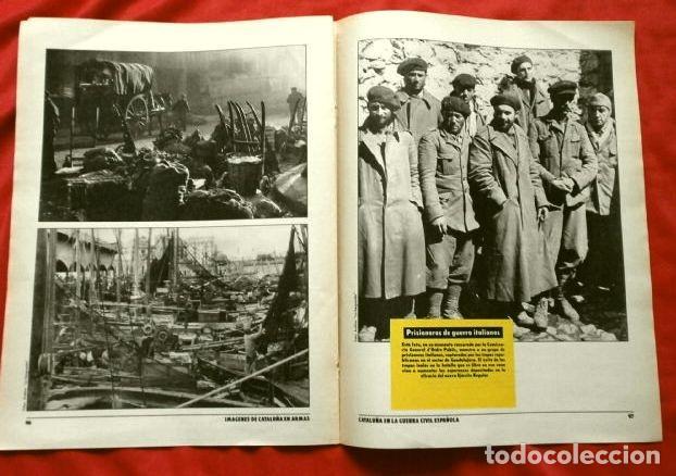 Coleccionismo Periódico La Vanguardia: CATALUÑA EN LA GUERRA CIVIL ESPAÑOLA (1986) 7 FASCICULOS nº 4, 6, 7, 13, 16, 17, 19 - LA VANGUARDIA - Foto 7 - 191391732