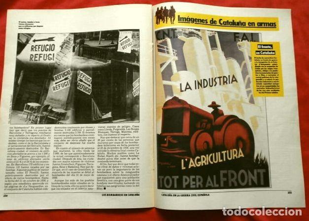 Coleccionismo Periódico La Vanguardia: CATALUÑA EN LA GUERRA CIVIL ESPAÑOLA (1986) 7 FASCICULOS nº 4, 6, 7, 13, 16, 17, 19 - LA VANGUARDIA - Foto 16 - 191391732