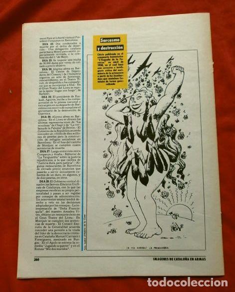 Coleccionismo Periódico La Vanguardia: CATALUÑA EN LA GUERRA CIVIL ESPAÑOLA (1986) 7 FASCICULOS nº 4, 6, 7, 13, 16, 17, 19 - LA VANGUARDIA - Foto 17 - 191391732