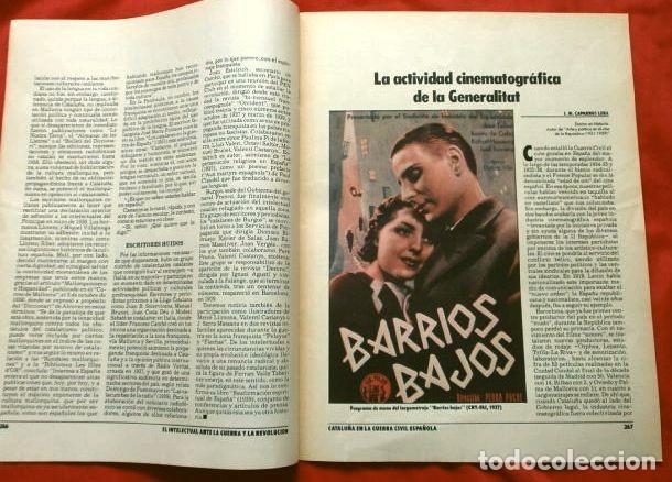 Coleccionismo Periódico La Vanguardia: CATALUÑA EN LA GUERRA CIVIL ESPAÑOLA (1986) 7 FASCICULOS nº 4, 6, 7, 13, 16, 17, 19 - LA VANGUARDIA - Foto 19 - 191391732