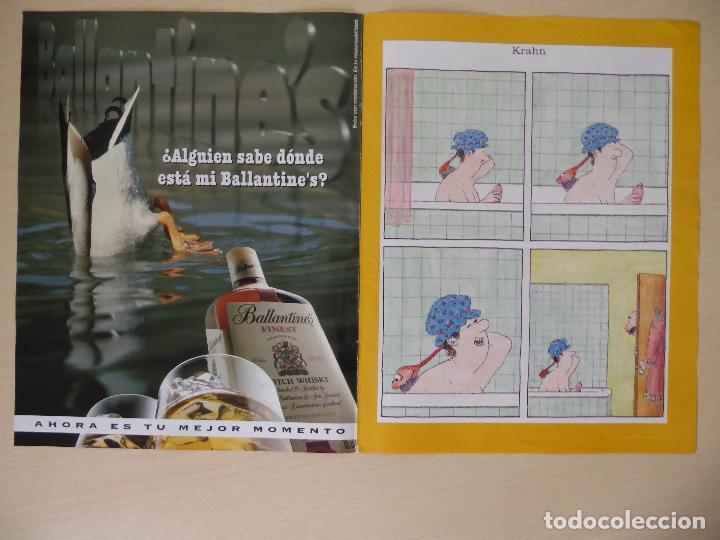 Coleccionismo Periódico La Vanguardia: Recorte La Vanguardia Magazine (26-05-1996): portada Valeria Mazza (con contraportada) -clipping - Foto 3 - 191431818