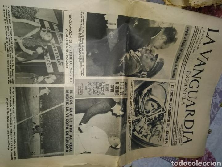 Coleccionismo Periódico La Vanguardia: La Vanguardia 1966 - Foto 8 - 192243988