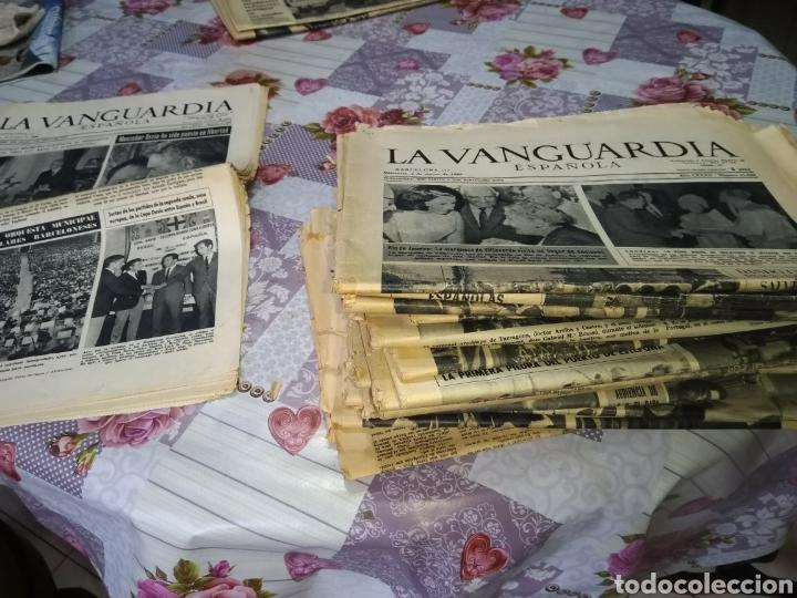 Coleccionismo Periódico La Vanguardia: La Vanguardia 1966 - Foto 9 - 192243988