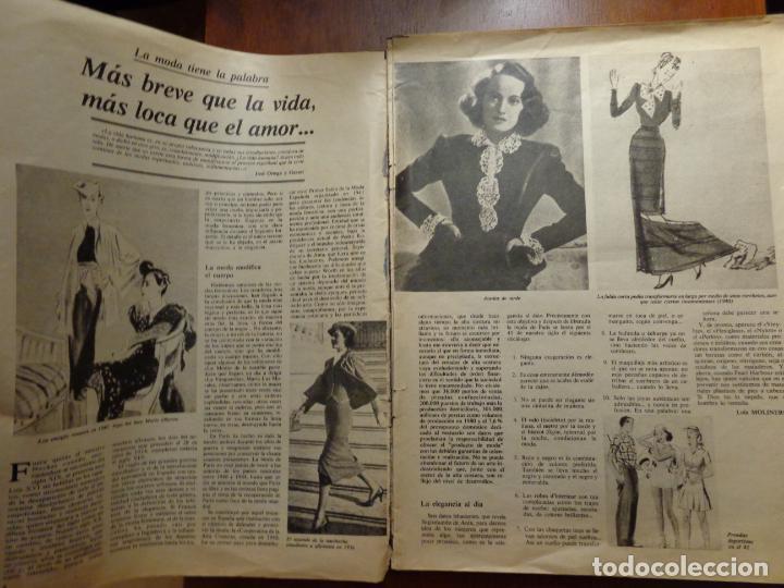 Coleccionismo Periódico La Vanguardia: CIEN AÑOS DE LA VIDA DEL MUNDO - LA MODA - FASCÍCULO 36 - LA VANGUARDIA - Foto 3 - 192264515