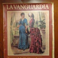 Coleccionismo Periódico La Vanguardia: CIEN AÑOS DE LA VIDA DEL MUNDO - LA MODA - FASCÍCULO 36 - LA VANGUARDIA. Lote 192264515