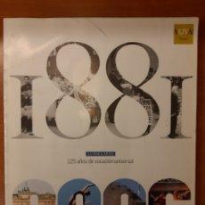Coleccionismo Periódico La Vanguardia: LA VANGUARDIA 125 AÑOS DE VOCACIÓN UNIVERSAL. Lote 193381577