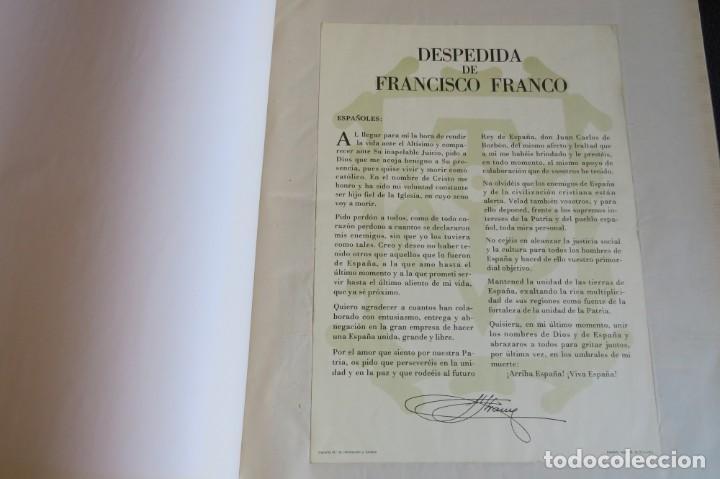 Coleccionismo Periódico La Vanguardia: MUERTE DE FRANCO Y PROCLAMACION DE JUAN CARLOS I - ENCUADERNADO LA VANGUARDIA - Foto 2 - 194632652