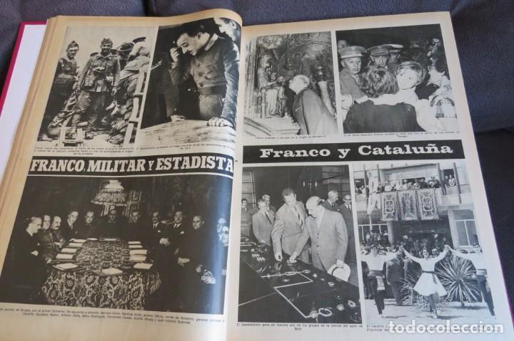 Coleccionismo Periódico La Vanguardia: MUERTE DE FRANCO Y PROCLAMACION DE JUAN CARLOS I - ENCUADERNADO LA VANGUARDIA - Foto 8 - 194632652