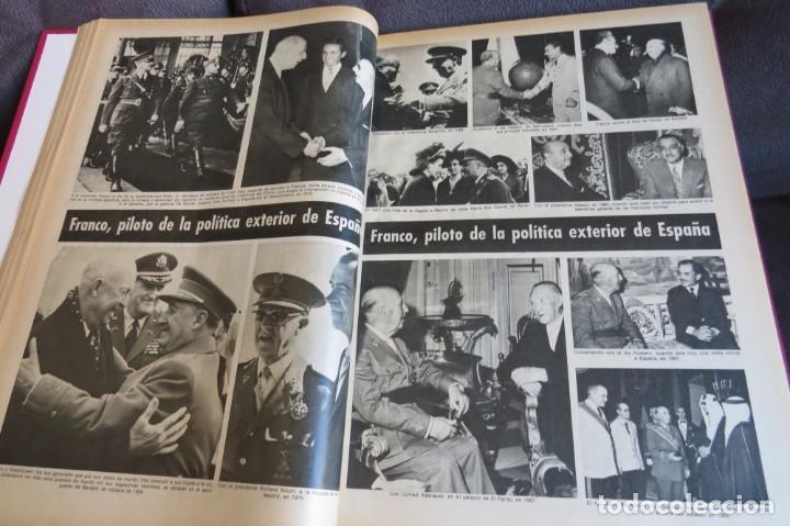 Coleccionismo Periódico La Vanguardia: MUERTE DE FRANCO Y PROCLAMACION DE JUAN CARLOS I - ENCUADERNADO LA VANGUARDIA - Foto 14 - 194632652