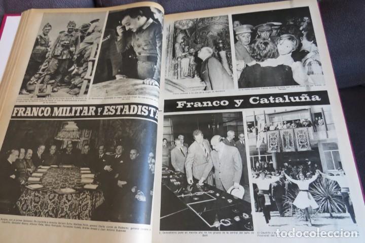 Coleccionismo Periódico La Vanguardia: MUERTE DE FRANCO Y PROCLAMACION DE JUAN CARLOS I - ENCUADERNADO LA VANGUARDIA - Foto 17 - 194632652