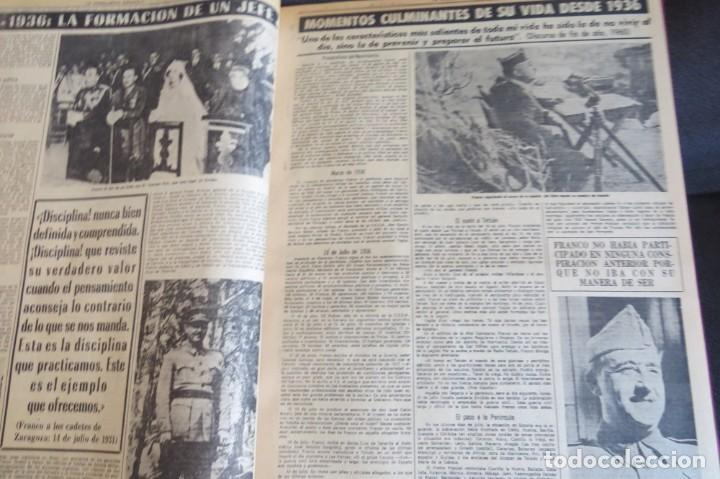 Coleccionismo Periódico La Vanguardia: MUERTE DE FRANCO Y PROCLAMACION DE JUAN CARLOS I - ENCUADERNADO LA VANGUARDIA - Foto 20 - 194632652