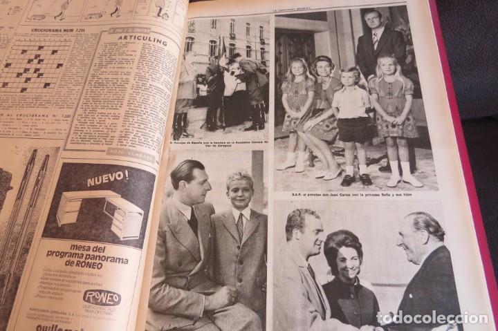 Coleccionismo Periódico La Vanguardia: MUERTE DE FRANCO Y PROCLAMACION DE JUAN CARLOS I - ENCUADERNADO LA VANGUARDIA - Foto 22 - 194632652