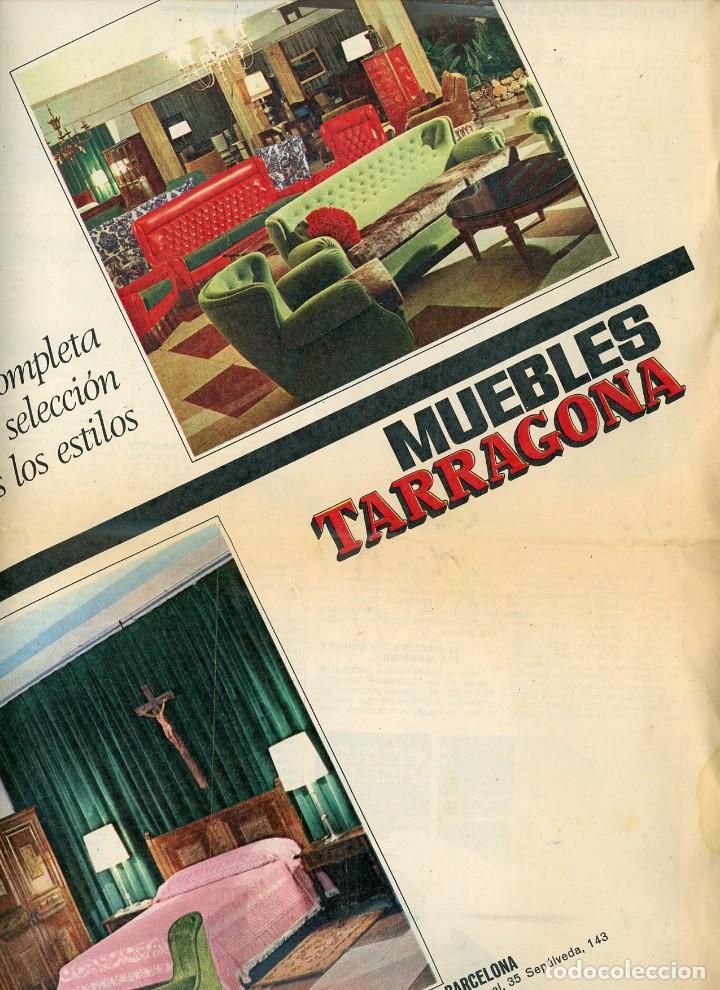 Coleccionismo Periódico La Vanguardia: La Vanguardia Española. 26/12/1966 Suplemento Acuario de Barcelona. Inst. Investigaciones Pesqueras - Foto 3 - 195322180