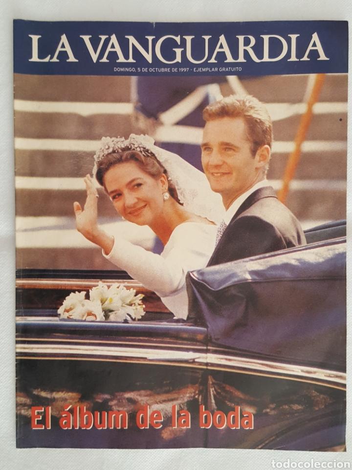REVISTA / LA VANGUARDIA (5 OCTUBRE 1997) (Coleccionismo - Revistas y Periódicos Modernos (a partir de 1.940) - Periódico La Vanguardia)