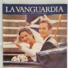 Coleccionismo Periódico La Vanguardia: REVISTA / LA VANGUARDIA (5 OCTUBRE 1997). Lote 195636120