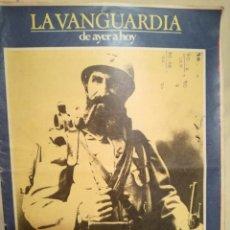 Coleccionismo Periódico La Vanguardia: SUPLEMENTO LA VANGUARDIA - GUERRAS DE UN SIGLO - 1982. Lote 195790590