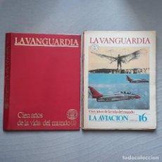 Coleccionismo Periódico La Vanguardia: CIEN AÑOS DE LA VIDA EN EL MUNDO (1) - LA VANGUARDIA. Lote 198179060