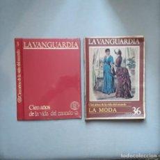 Coleccionismo Periódico La Vanguardia: CIEN AÑOS DE LA VIDA EN EL MUNDO (2) - LA VANGUARDIA. Lote 198181263