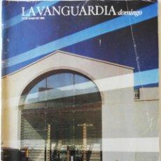 Coleccionismo Periódico La Vanguardia: REVISTA LA VANGUARDIA DOMINGO 16 DE JUNIO DE 1985 PERE GIMFERRER ENZO FERRARI FORMULA UNO. Lote 202988232