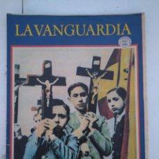 Coleccionismo Periódico La Vanguardia: LA VANGUARDIA , CIEN AÑOS DE LA VIDA CATALANA - 1939,1981. Lote 204974913