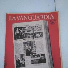 Coleccionismo Periódico La Vanguardia: LA VANGUARDIA , CIEN AÑOS DE LA VIDA EN EL MUNDO - CRÓNICA NEGRA. Lote 204975015