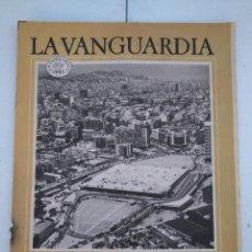 Coleccionismo Periódico La Vanguardia: LA VANGUARDIA , CIEN AÑOS DE LA VIDA EN EL MUNDO - BARCELONA AYER Y HOY. Lote 204975132
