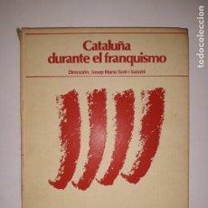 Coleccionismo Periódico La Vanguardia: REVISTAS ENCUADERNADAS- CATALUÑA DURANTE EL FRANQUISMO/1962. Lote 205194580