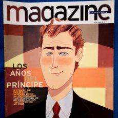 Coleccionismo Periódico La Vanguardia: 30 ANIVERSARIO DEL REY FELIPE VI - 25 01 1998. Lote 205792410