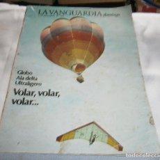 Coleccionismo Periódico La Vanguardia: LA VANGUARDIA DOMINGO AÑO 1983. Lote 209702268