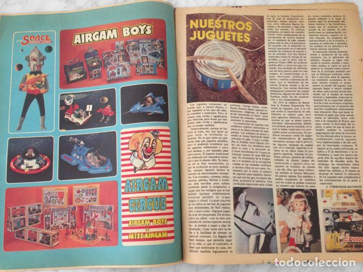 Coleccionismo Periódico La Vanguardia: EL JUGUETE - 1981 - AIRGAM BOYS, TENTE, EXIN, SCALEXTRIC, IBERTREN, TCR, CONGOST, BARBIE - Foto 2 - 217986662
