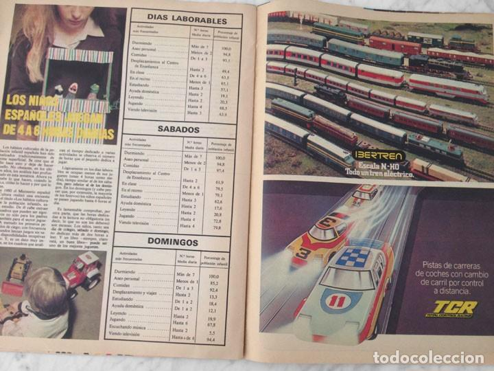 Coleccionismo Periódico La Vanguardia: EL JUGUETE - 1981 - AIRGAM BOYS, TENTE, EXIN, SCALEXTRIC, IBERTREN, TCR, CONGOST, BARBIE - Foto 5 - 217986662