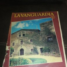 Coleccionismo Periódico La Vanguardia: LA VANGUARDIA, 100 AÑOS DE VIDA CATALANA, FASCICULO 10.. Lote 221993648